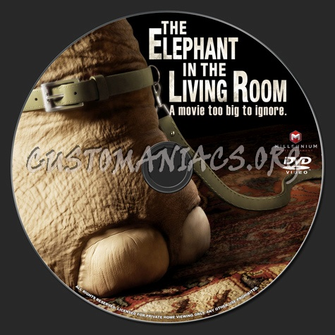 The elephant in the living room dvd label dvd covers - The elephant in the living room full movie ...