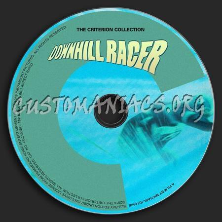494 - Downhill Racer dvd label