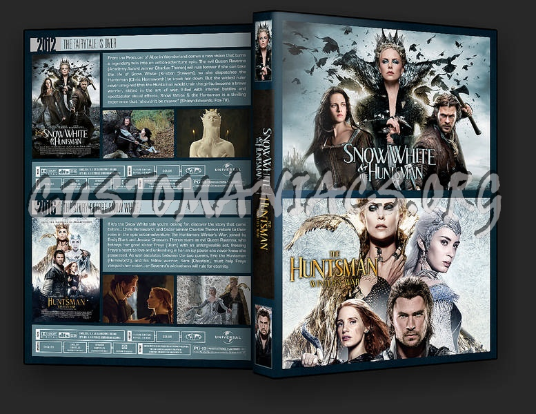 The Huntsman Collection dvd cover