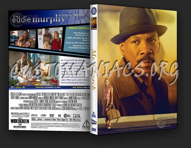Mr. Church dvd cover