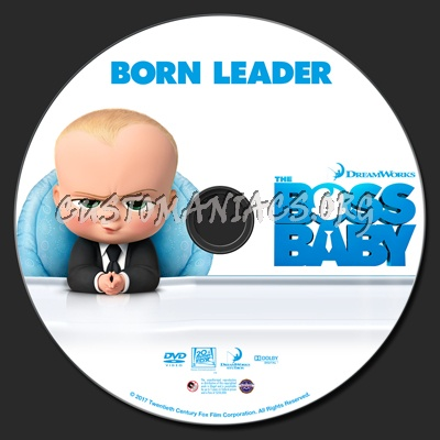 the boss baby dvd label dvd covers labels by customaniacs id