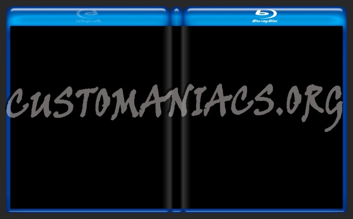 Blu-Ray Cover Templates (Snug-Fit) dvd label