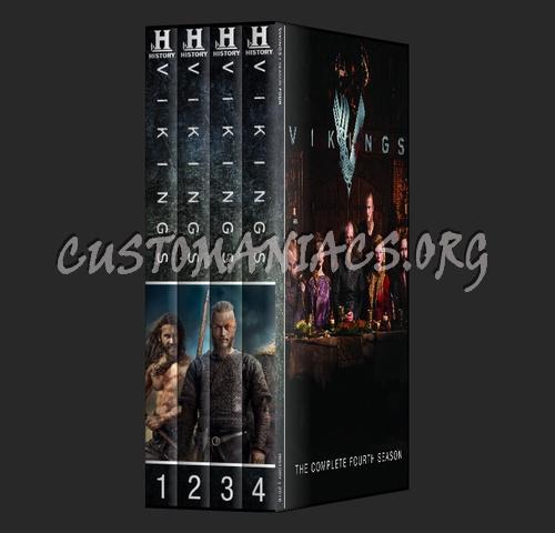 Vikings dvd cover