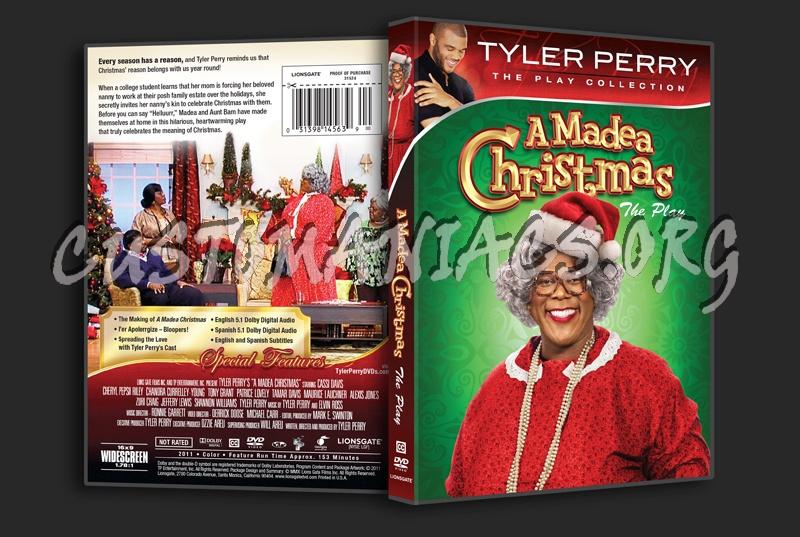 a madea christmas dvd cover - Madea Christmas Play