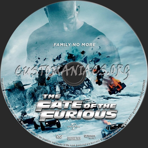 the fate of the furious dvd label dvd covers labels by customaniacs id 245210 free. Black Bedroom Furniture Sets. Home Design Ideas