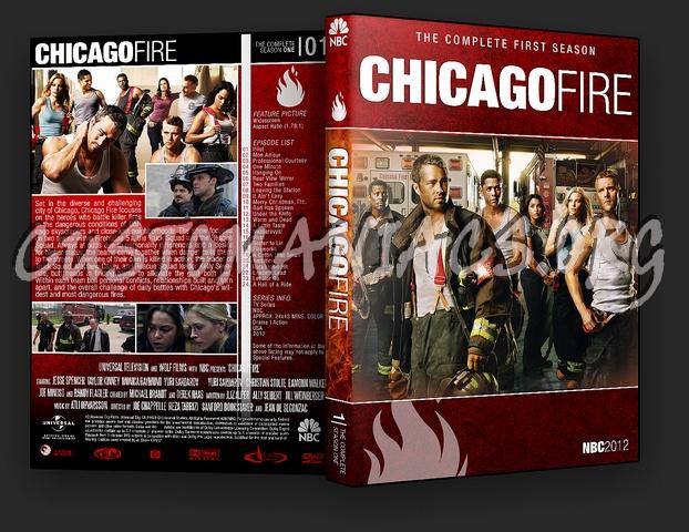 Season 1-4 dvd cover