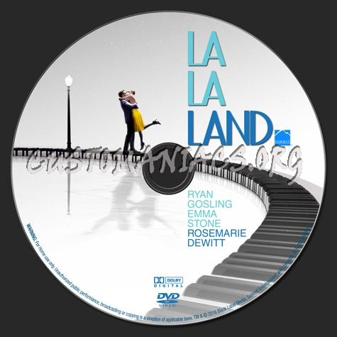 La la land dvd label dvd covers labels by customaniacs id 245450 free download highres dvd - La la land download ...