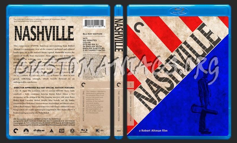 683 - Nashville blu-ray cover