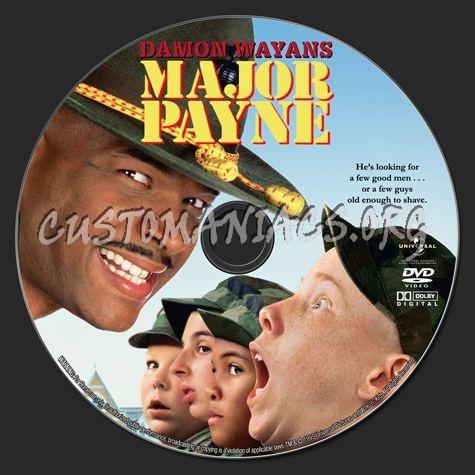 major payne dvd