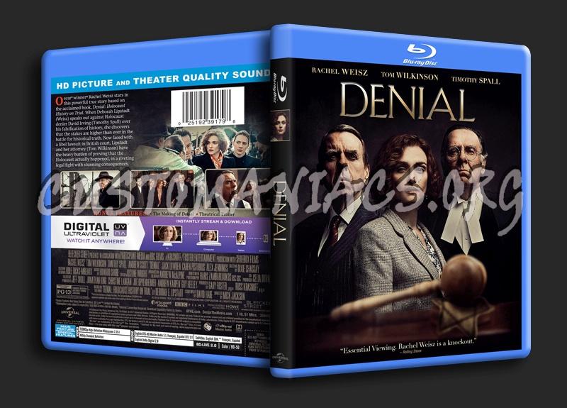 Denial blu-ray cover