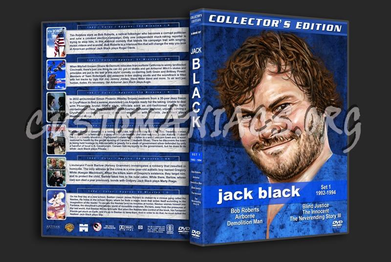 Jack Black Film Collection - Set 1 (1992-1994) dvd cover