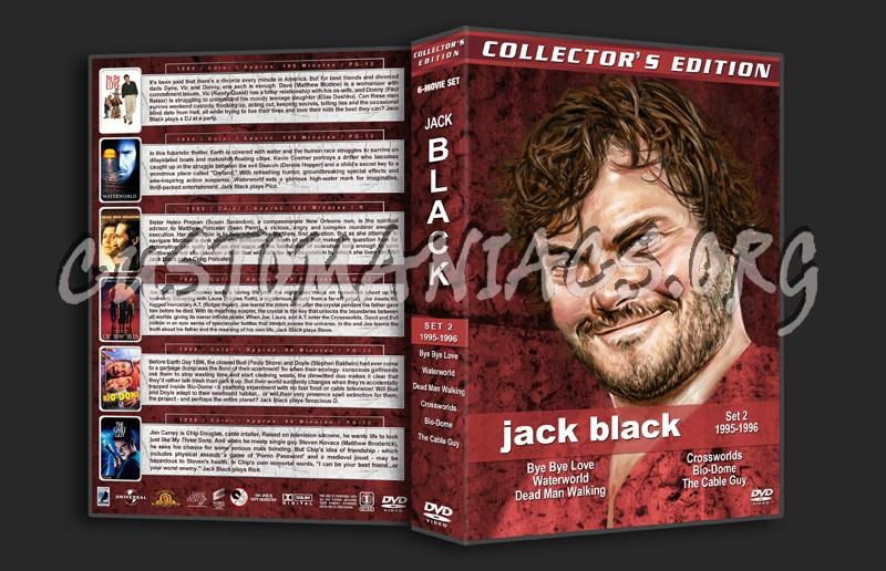 Jack Black Film Collection - Set 2 (1995-1996) dvd cover