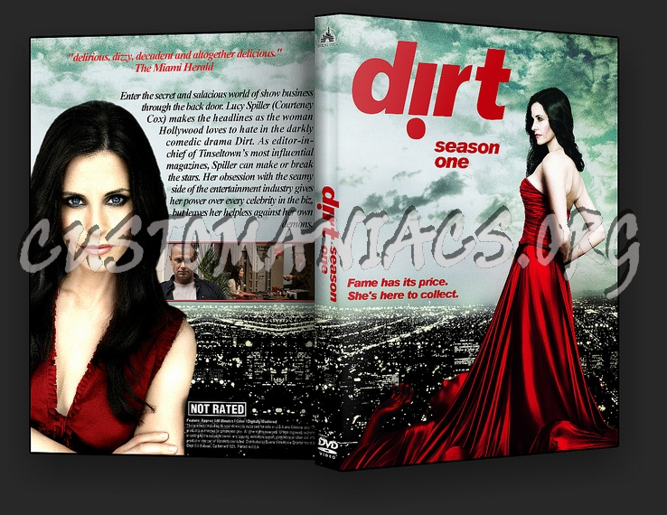 Dirt dvd cover