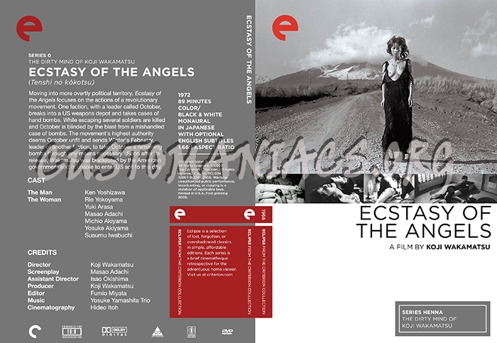 1966 - Ecstasy of the Angels (Eclipse)