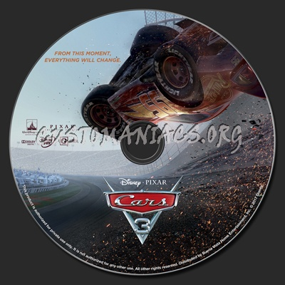 cars 3 dvd label dvd covers labels by customaniacs id 247364 free download highres dvd label. Black Bedroom Furniture Sets. Home Design Ideas