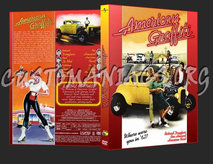 American Graffiti dvd cover
