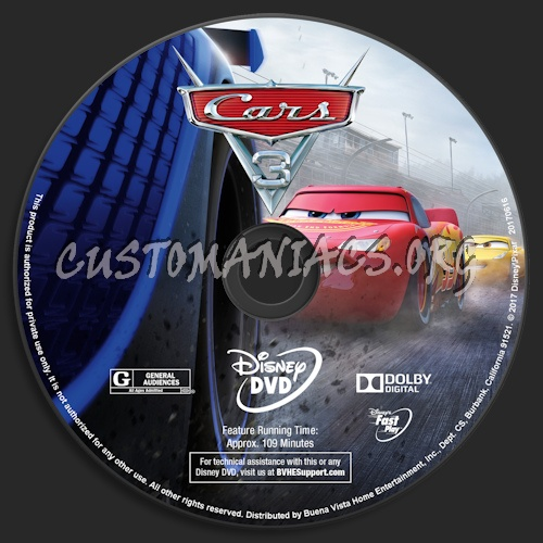cars 3 dvd label dvd covers labels by customaniacs id 248490 free download highres dvd label. Black Bedroom Furniture Sets. Home Design Ideas