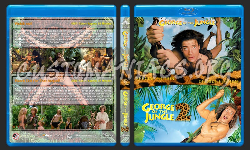 george of the jungle full movie download
