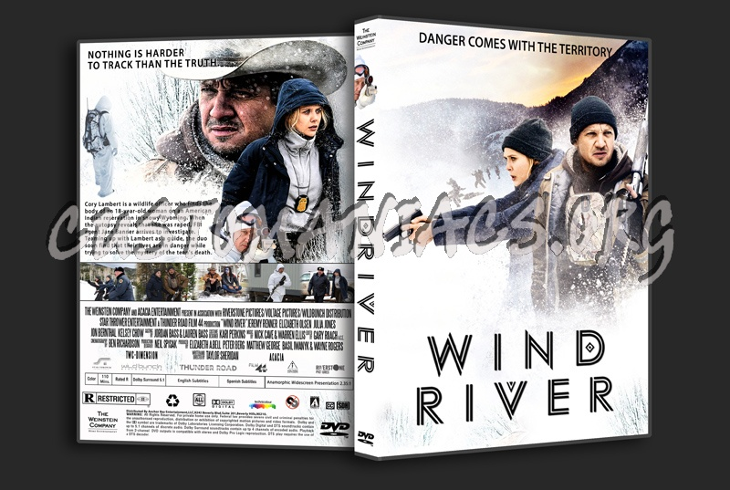 Wind River dvd cover