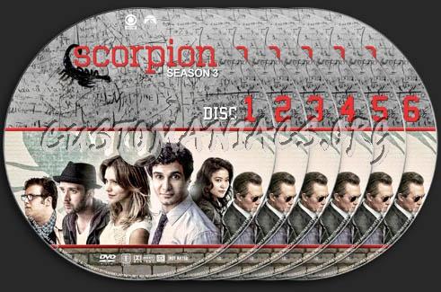 download scorpion series season 3