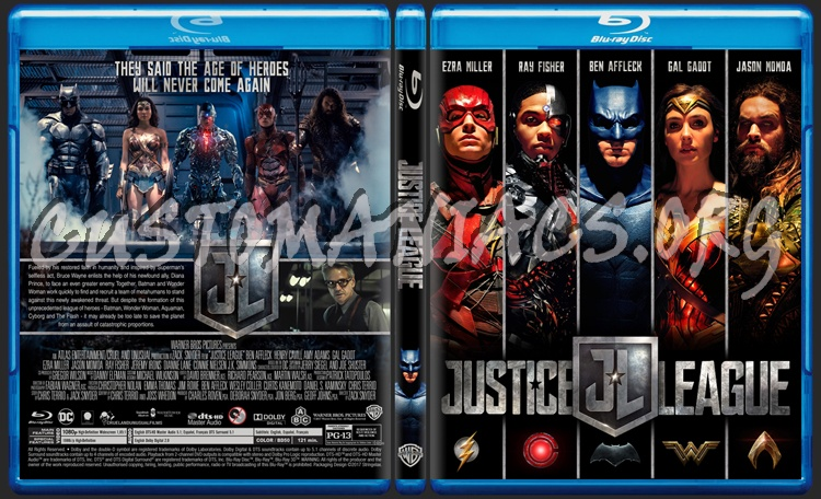 download justice league 2017