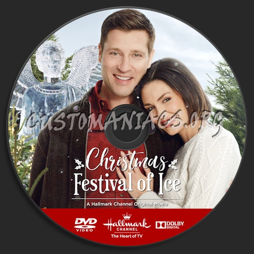 Christmas Festival Of Ice.Christmas Festival Of Ice Dvd Label Dvd Covers Labels By