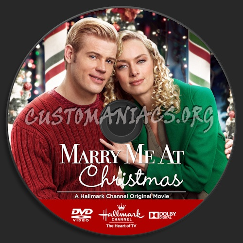 Marry Me At Christmas.Marry Me At Christmas Dvd Label Dvd Covers Labels By