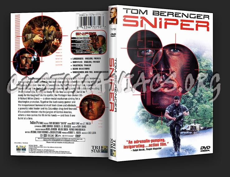 Sniper dvd cover