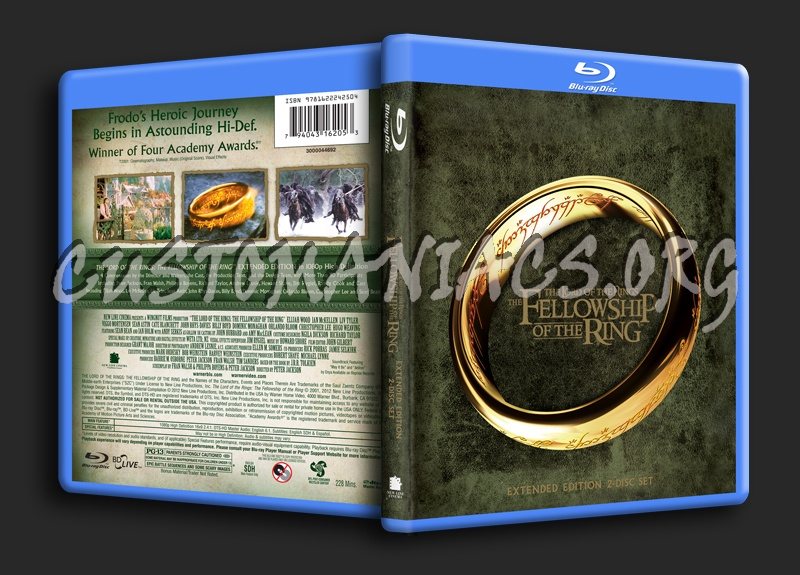 lord of the rings the fellowship of the ring extended version download