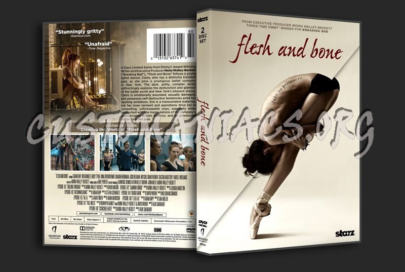 Flesh and Bone dvd cover