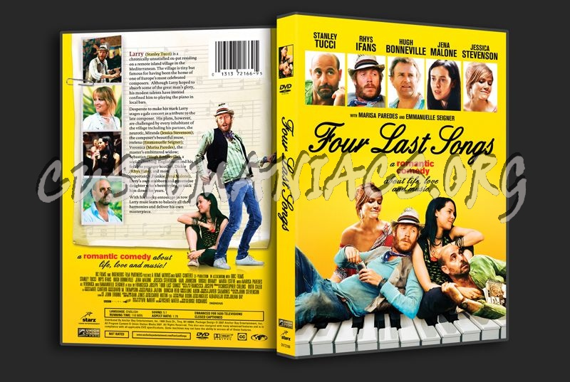 Four Last Songs dvd cover
