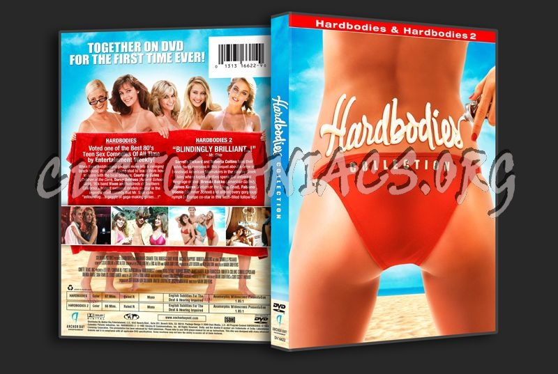 Hardbodies Collection dvd cover