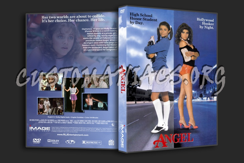 Angel (1984) dvd cover