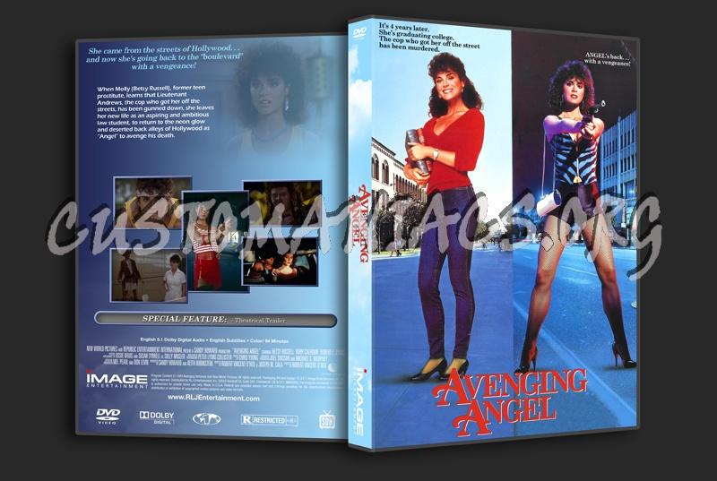 Avenging Angel (1985) dvd cover