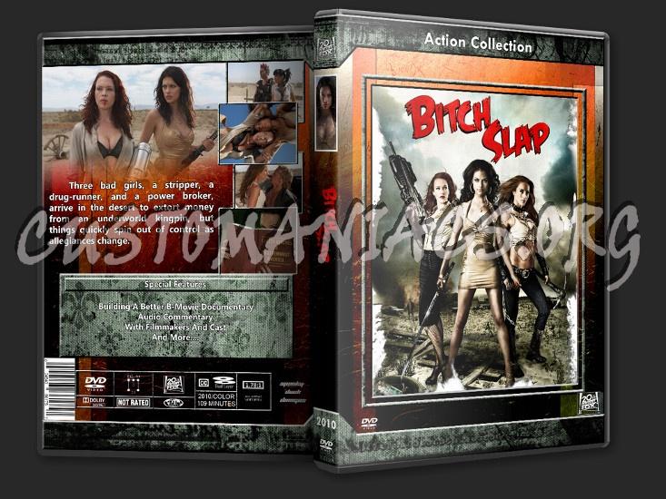 Bitch Slap dvd cover