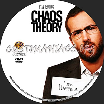 Chaos Theory dvd label