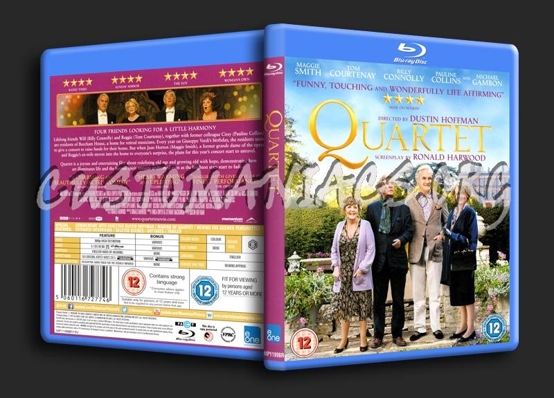 Quartet blu-ray cover