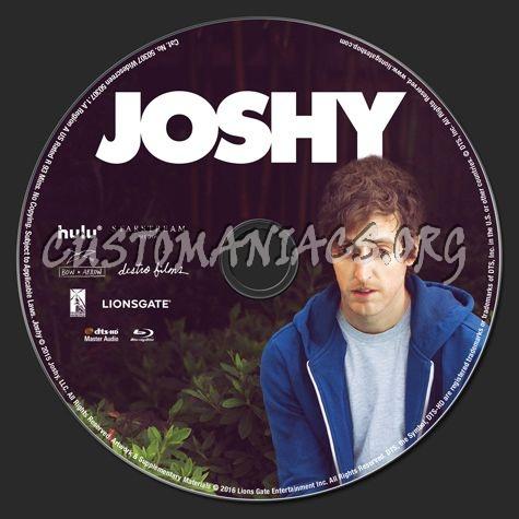 Joshy blu-ray label