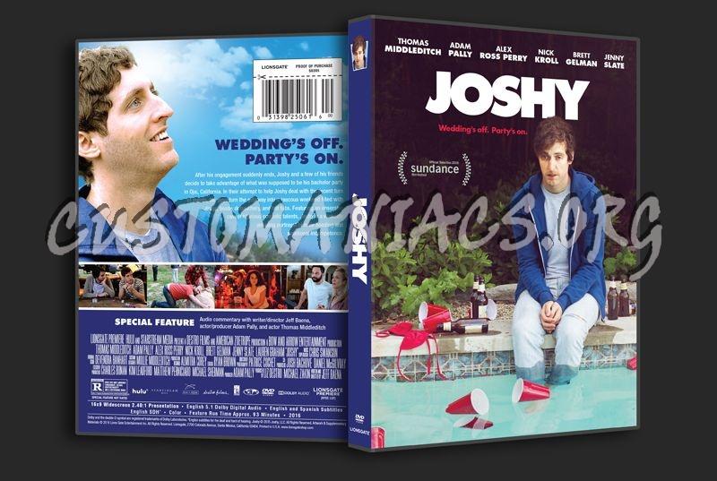 Joshy dvd cover