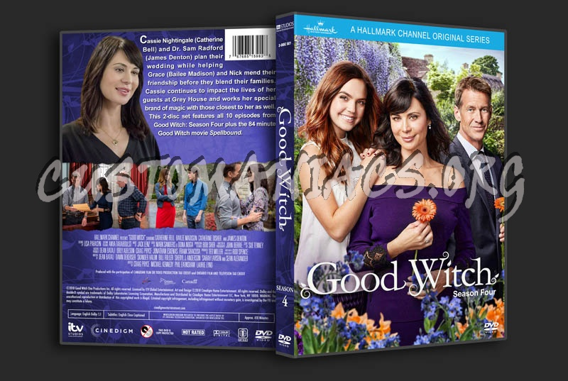Good Witch - Season 4 dvd cover