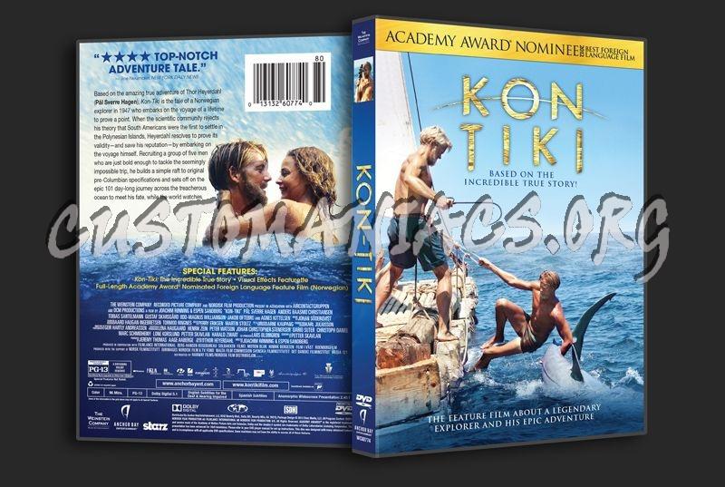 Kon Tiki dvd cover