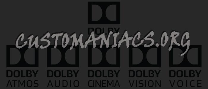 Dolby Logo Set (2018)
