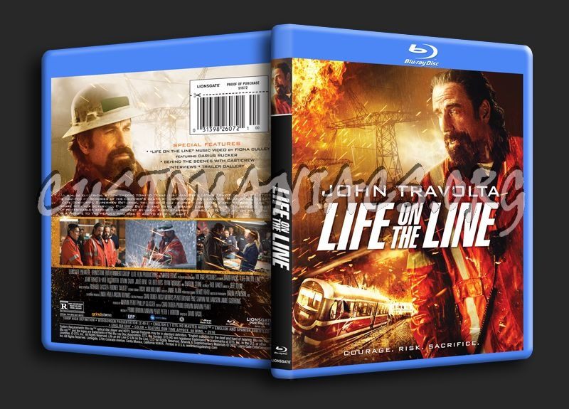 Life on the Line blu-ray cover
