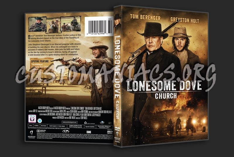 Lonesome Dove Church dvd cover