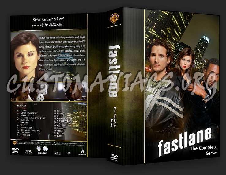 Fastlane - TV Collection