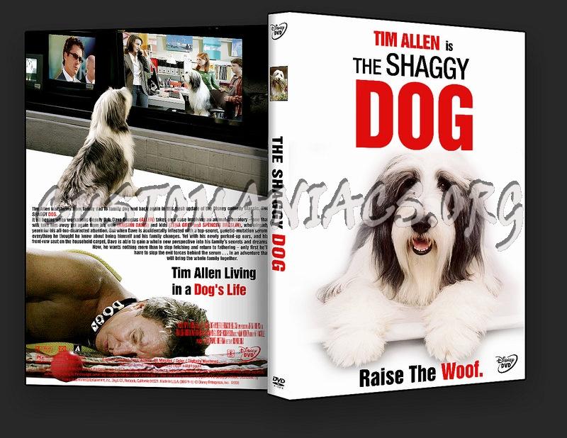 Shaggy Dog dvd cover