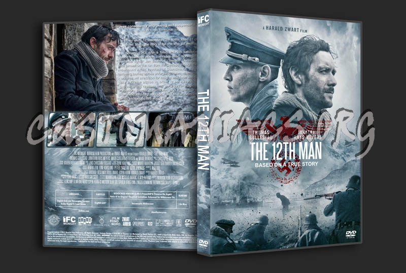 The 12th Man dvd cover