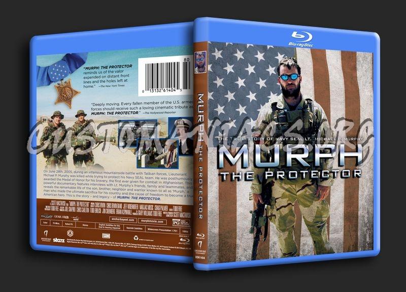 Murph the Protector blu-ray cover