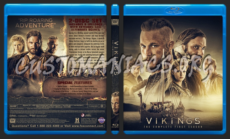 VIKINGS SEASON 1 - Vikings DVD Release Date