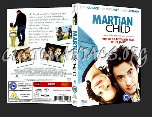 Martian Child dvd cover